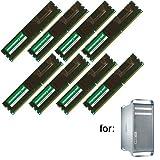 MacMemory Net 64GB DDR3-1066 ECC DIMM PC3-8500 DDR3 1066Mhz Kit for Apple Mac Pro (8x 8GB)