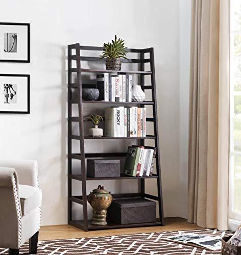 2L Lifestyle Hyder Wood Shelf Bookcase Tall, ()
