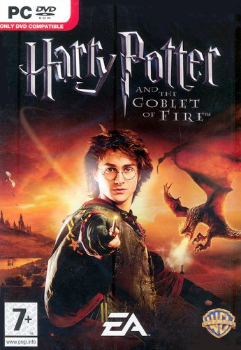 Harry Potter And The Goblet Of Fire Pc Game - Harry Potter and the Goblet of Fire (25 Pack)