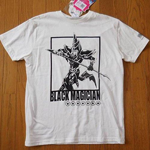 遊戯王 ブラック・マジシャンTシャツ LLサイズ しまむら