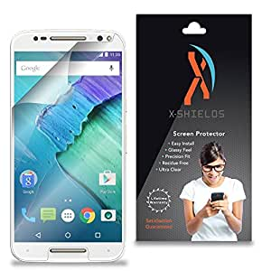 XShields© (5-Pack) Screen Protectors for Motorola Moto X Pure Edition (Ultra Clear)
