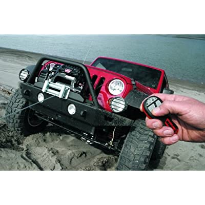 WARN 90288 Powersports Winch Component Accessory: Wireless Remote Control System for ATV and UTV Winches: Automotive