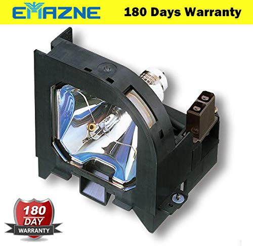 Emazne LMP-F300 Professional Projector Replacement Compatible Lamp with Housing for Sony VPL-FX51, VPLFX51, VPL-FX52, VPL-FX52L, VPLFX52, VPLFX52L, VPL-PX51, VPLPX51 (Vpl Fx52 Lcd)