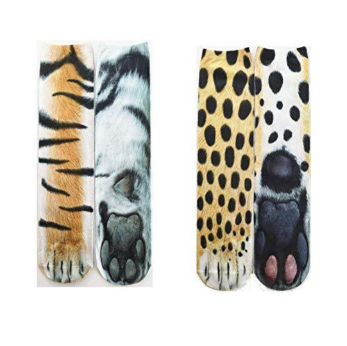 Astra Gourmet 2 Pair Unisex Animal Paw