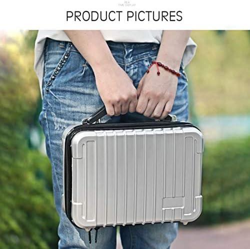 12che Portable Casier de Rangement Valise pour Drone DJI Mavic AIR 2 - Argent