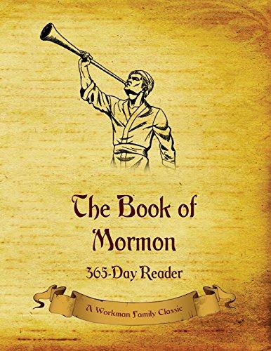 The Book of Mormon 365-Day Reader