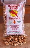 1 lb. bag Habanero Limon Pistachios