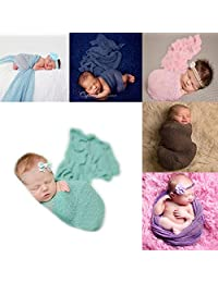 Newborn Baby Stretch Wrap Photo Props Wrap-Baby Photography Props