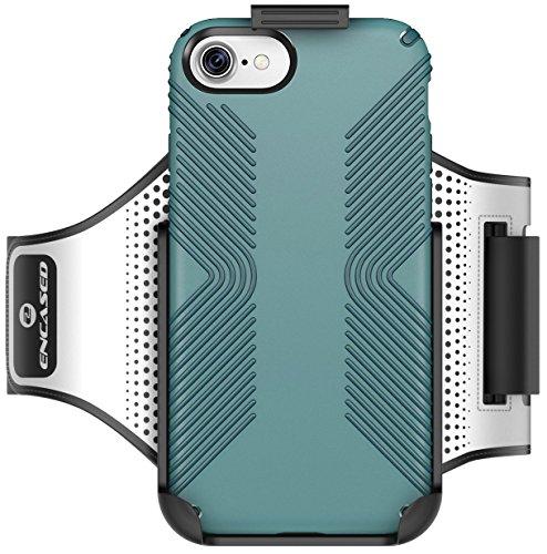 Encased Workout Armband for Speck Presidio & Presidio Grip Series Cases (iPhone 7 4.7