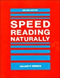 Speed Reading Naturally, Wenick, Lillian P., 0138339554