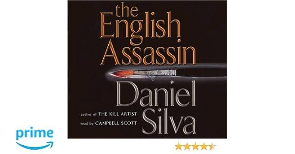 The English Assassin: Amazon.es: Daniel Silva, Campbell Scott: Libros en idiomas extranjeros