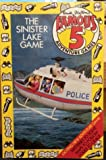 img - for The Sinister Lake Game (Famous Five Adventure Games) book / textbook / text book