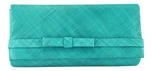 Max and Ellie Occasion Bag Turquoise