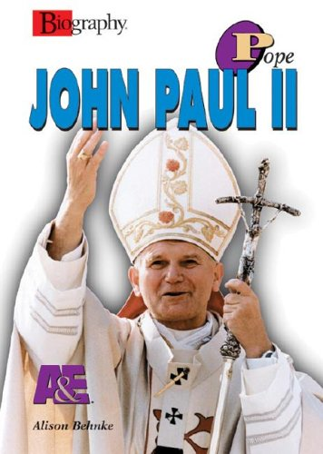 a biography of pope john paul ii Find great deals on ebay for biography of pope john paul ii shop with confidence.