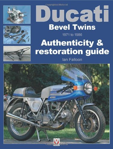 Ducati Bevel Twins 1971 1986 product image