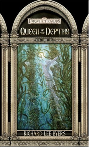 book cover of Queen of the Depths