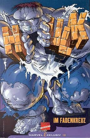 Marvel Exklusiv Nr.12 , Hulk - Im Fadenkreuz, Marvel Comics Taschenbuch – 1991 Peter McFarlane Todd David Panini Comics B0028LNJ66