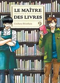 Le maître des livres, tome 9 par Umiharu Shinohara