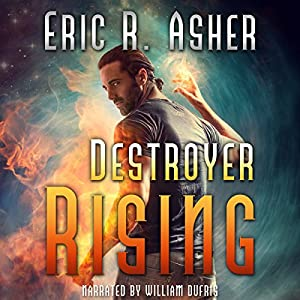 Destroyer Rising Audiobook