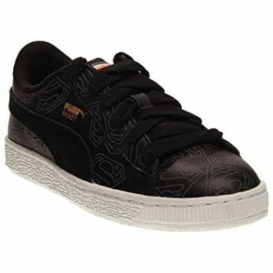 a34858c910b5b8 Amazon.com  PUMA Mens Basket Superman Junior Athletic   Sneakers  Shoes