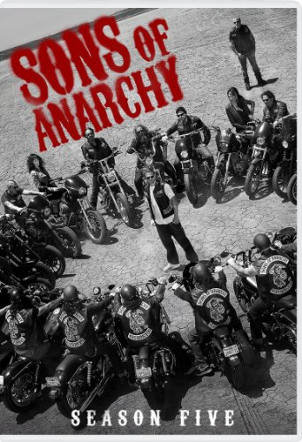 DVD : Sons of Anarchy: Season 5 (Boxed Set, AC-3, Dolby, Widescreen, 4 Disc)