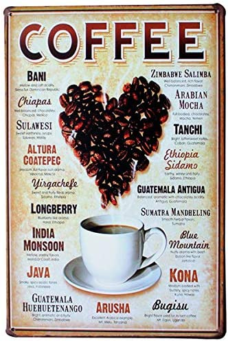 Amazon Com Crzcrz Freshly Brewed Classic Italian Coffee Sign