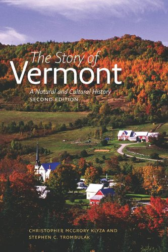 The Story of Vermont: A Natural and Cultural History, Second Edition
