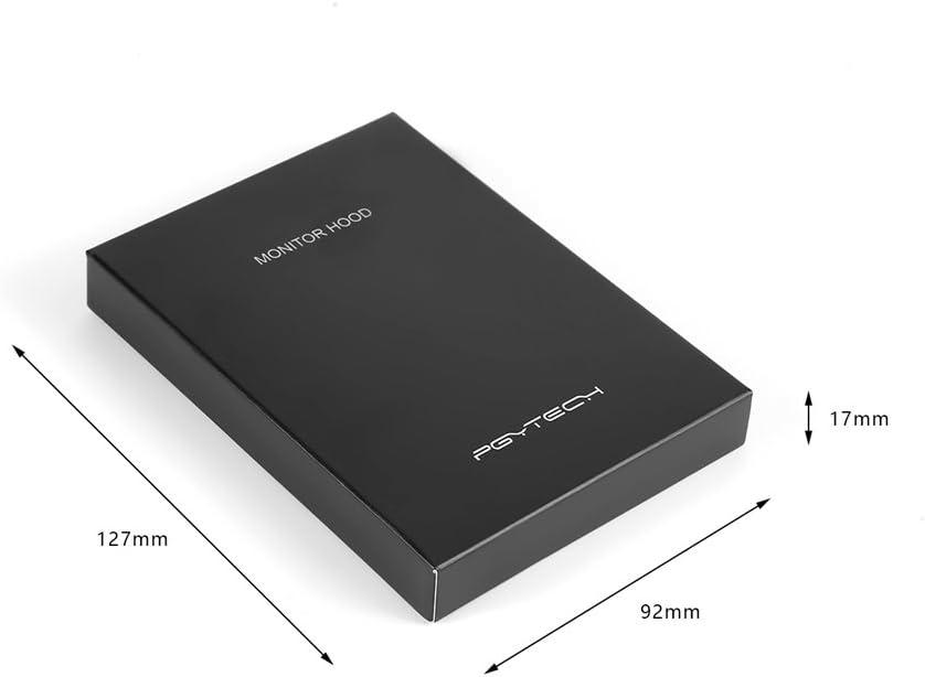 Kismaple Handy Tabletten Sonnenhaube Sonnenschutz Abdeckungs Schutz Für Dji Mavic Pro Dji Spark Mavic Air Phantom Inspire 1 Osmo Zubehör L111 Für Mobiltelefon Haustier