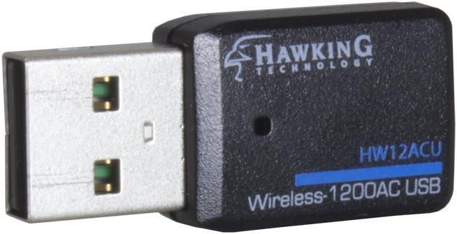 Hawking Technology Wireless AC1750 Dual-Band USB Network Adapter HW17ACU