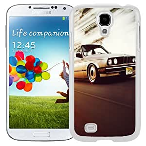 NEW Unique Custom Designed Samsung Galaxy S4 I9500 i337 M919 i545 r970 l720 Phone Case With Old BMW 3 Series_White Phone Case