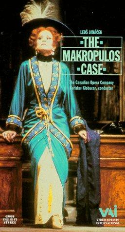 Janacek – The Makropulos Case / Canadian Opera VHS