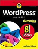 img - for WordPress All-in-One For Dummies (For Dummies (Computers)) book / textbook / text book