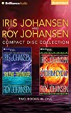 img - for Iris and Roy Johansen CD Collection: Silent Thunder, Storm Cycle (Iris and Roy Johansen Collection) book / textbook / text book