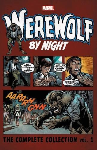 Werewolf By Evensong: The Complete Collection Vol. 1