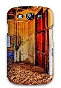 S3 Scratch-proof Protection Case Cover For Galaxy/ Hot Old Room #3 Phone Case