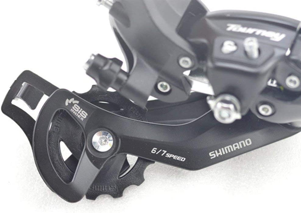 Black RD-TY300 Rear Derailleur 6//7//8 Speed Mountain Bike Direct Mount For Bicycle