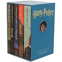 COFFRET HARRY POTTER 5 VOLUMES