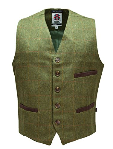 Green Tweed Wool - 5