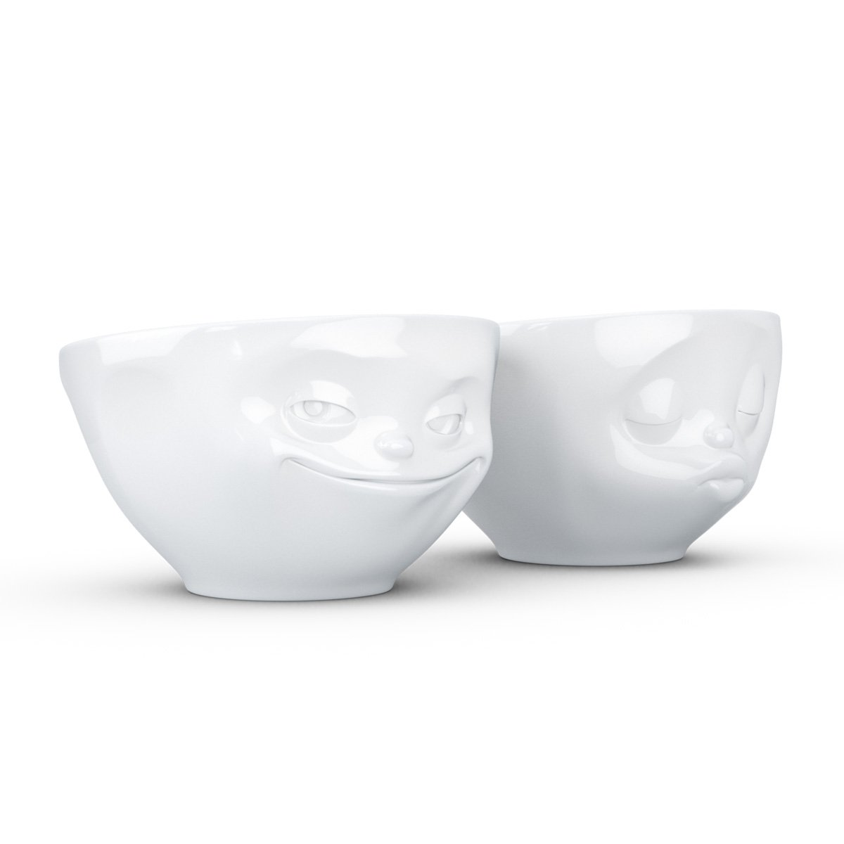 Fiftyeight Small Bowls Set Of 2 Kissing And Grinning KitchenCenter T012201