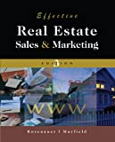 Effective Real Estate Sales and Marketing