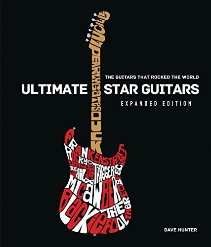Ultimate Star Guitars: The Guitars That Rocked the World, Expanded - Fender Bb