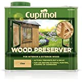 Cuprinol Wood Preserver Clear 2.5L by Cuprinol