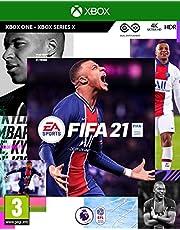 FIFA 21 Xbox One   Series X Game