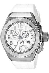 Swiss Legend Men's 'Trimix Diver' Swiss Quartz Stainless Steel Casual Watch (Model: 13844-02-SA)