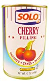 Solo Filling Cherry, 12 oz