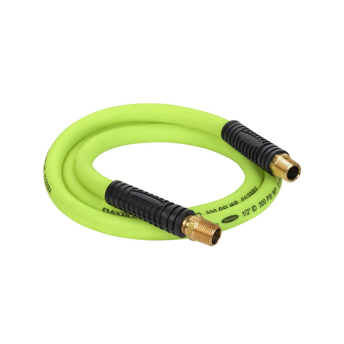 Manguera neumatica : Flexzilla Swivel Whip Air Hose 1/2 x 2m