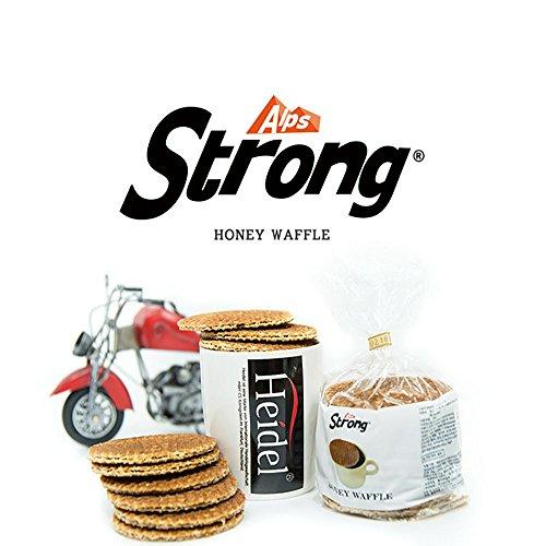 Alp Pie - Swiss Alps Strong Stroop Honey Waffle 290g