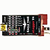 Eagle Tree Systems, LLC OSD Pro Pkg w/ 100A eLogger with Integrated Connectors and 10Hz GPS OSDPRO-PKG-CN4