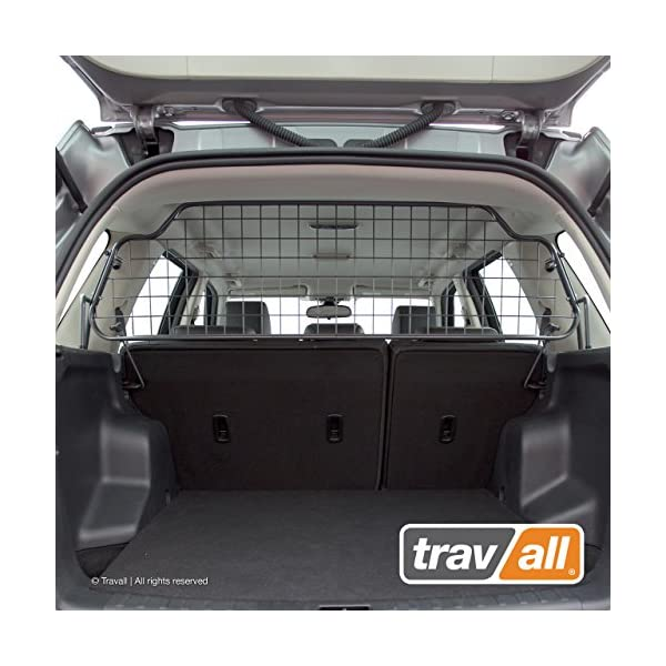 Travall Guard TDG1063 - Vehicle-Specific Dog Guard 1
