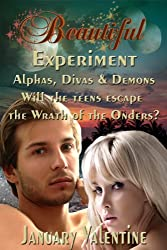 Beautiful Experiment (Teen Paranormal Fantasy Romance) (Island of Defiance Trilogy Book 1)
